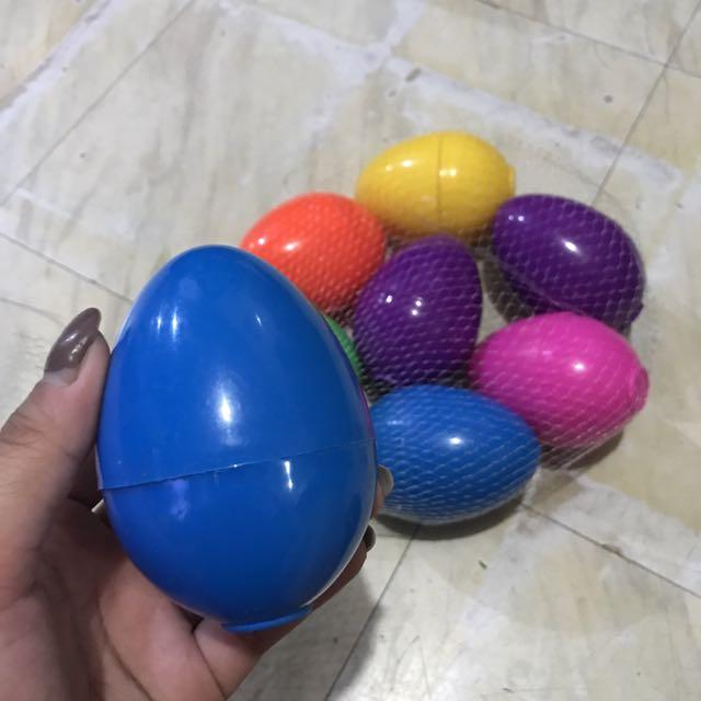 Easter Eggs For Beauty Blender Storage