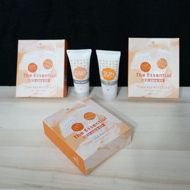 "Emina ""The Essential Skin Care Kit"""