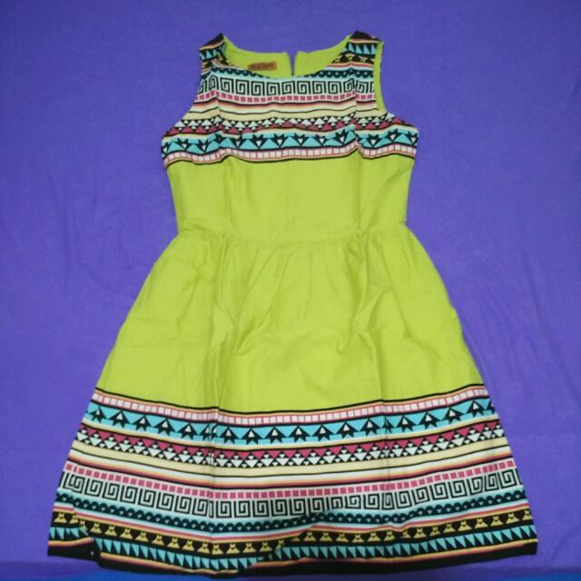 Ethnic Dress Size S