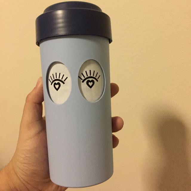 Fancy Glass Cup