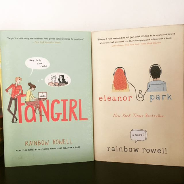 Fangirl & Eleanor And Park