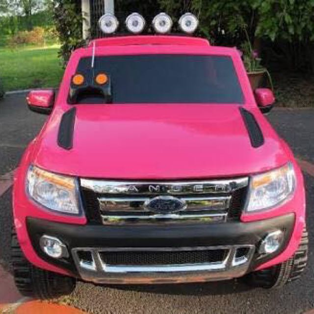 Ford Ranger Kids Car