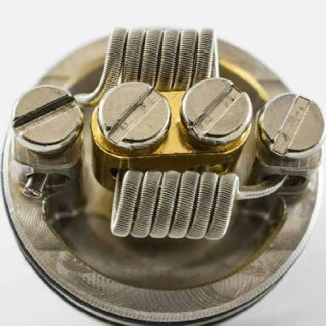 Fused Clapton Nichrome 80 / Ni80 By Twisted Messes