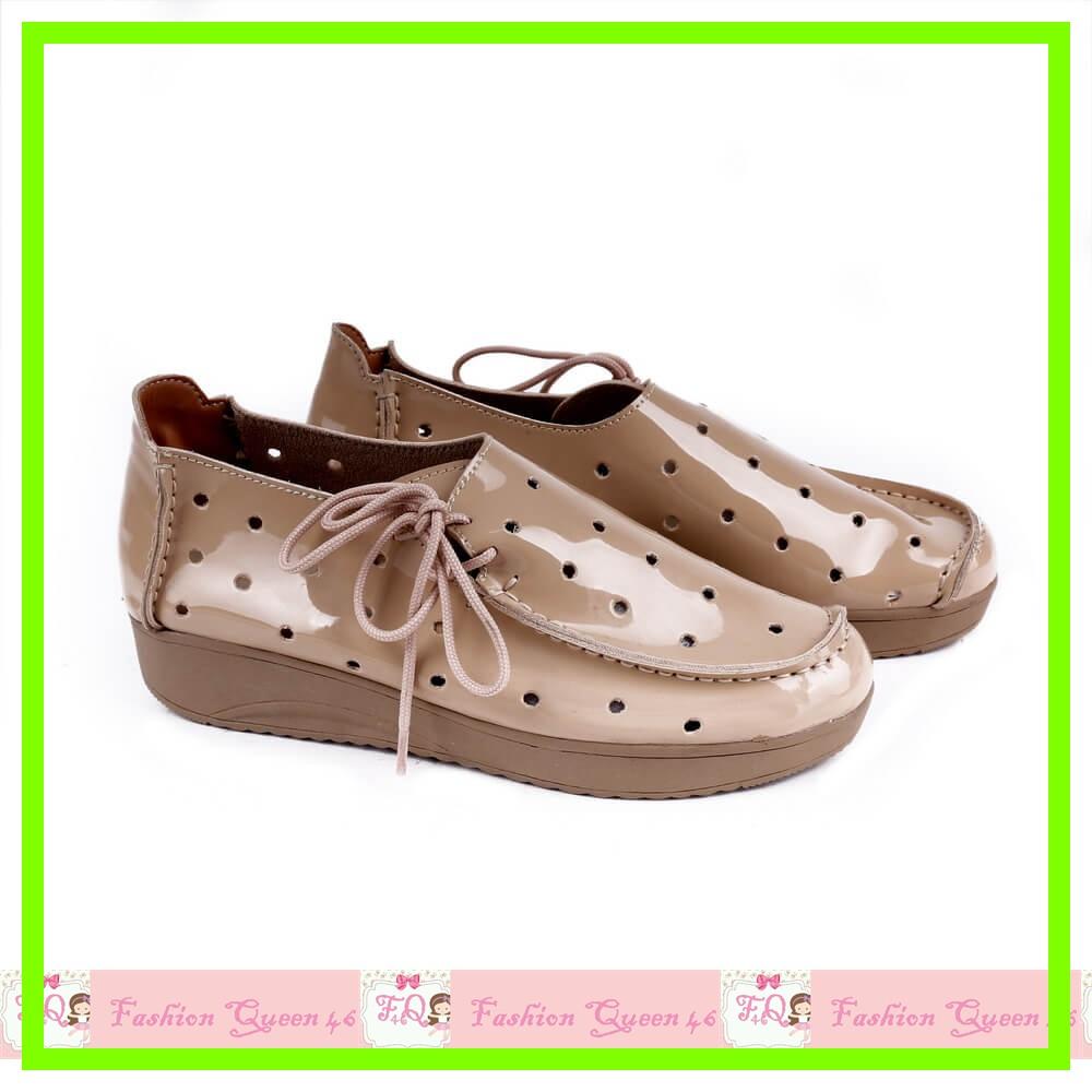 GARSH 7153 Sepatu Boot Wanita Cream boot CEWE SEPATU WANITA SEPATU K murah, Olshop Fashion on Carousell
