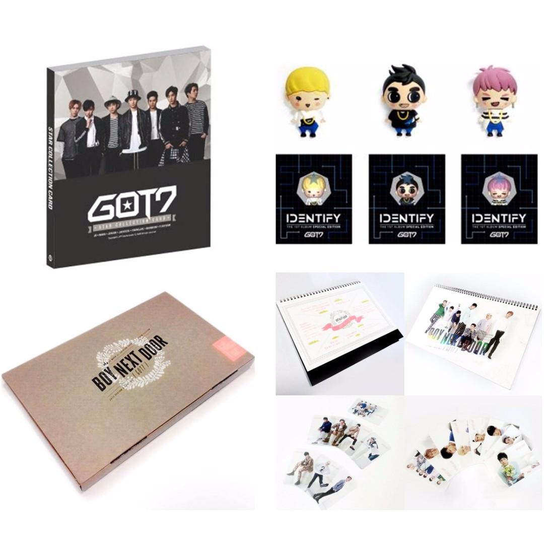 Got7, Day6, Twice & BTS Preorder (Monday, June 19)