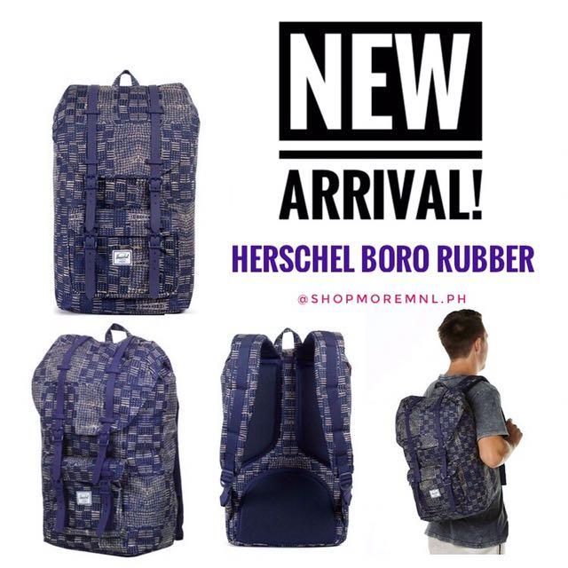 Herschel Boro Rubber