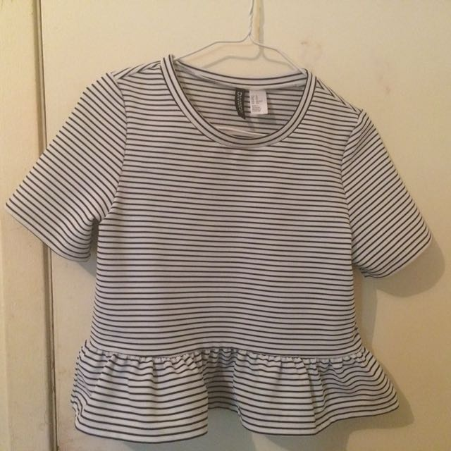 H&M Top-never worn