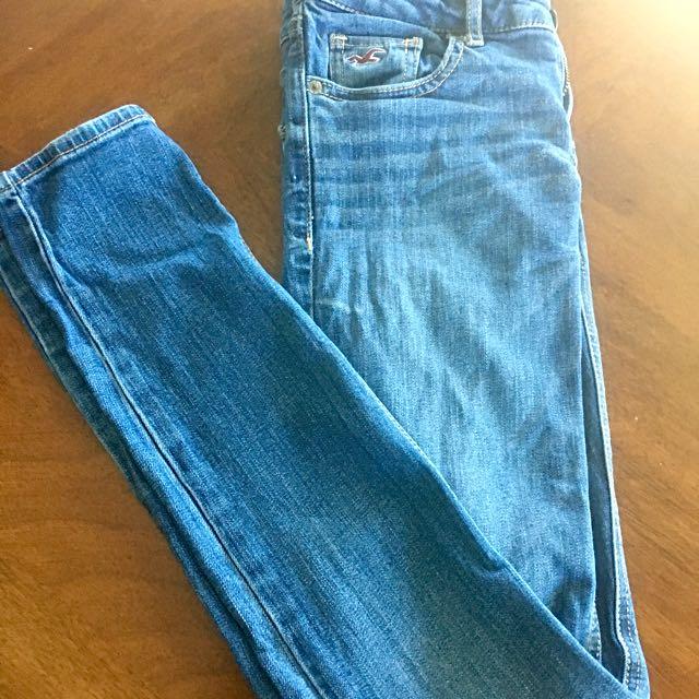 Hollister Skinny Jean