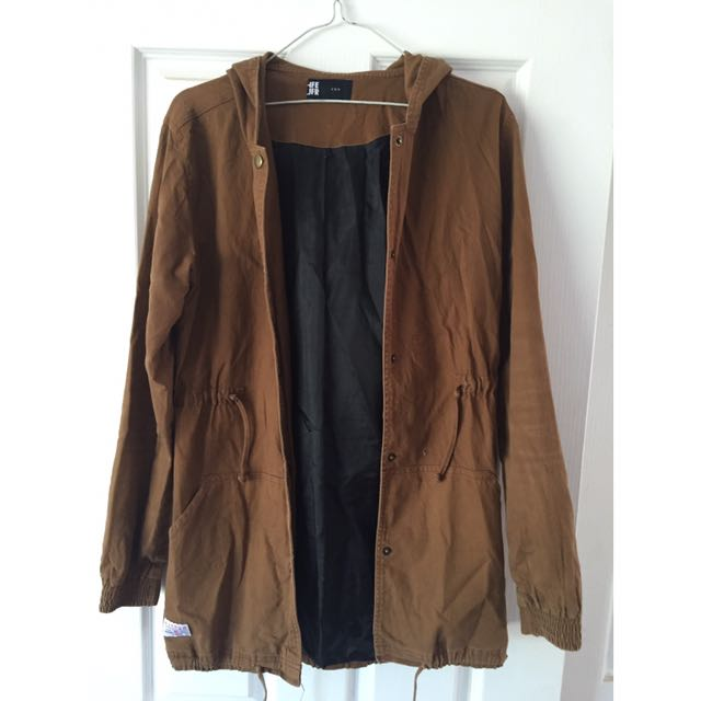 Huffer Parker Jacket