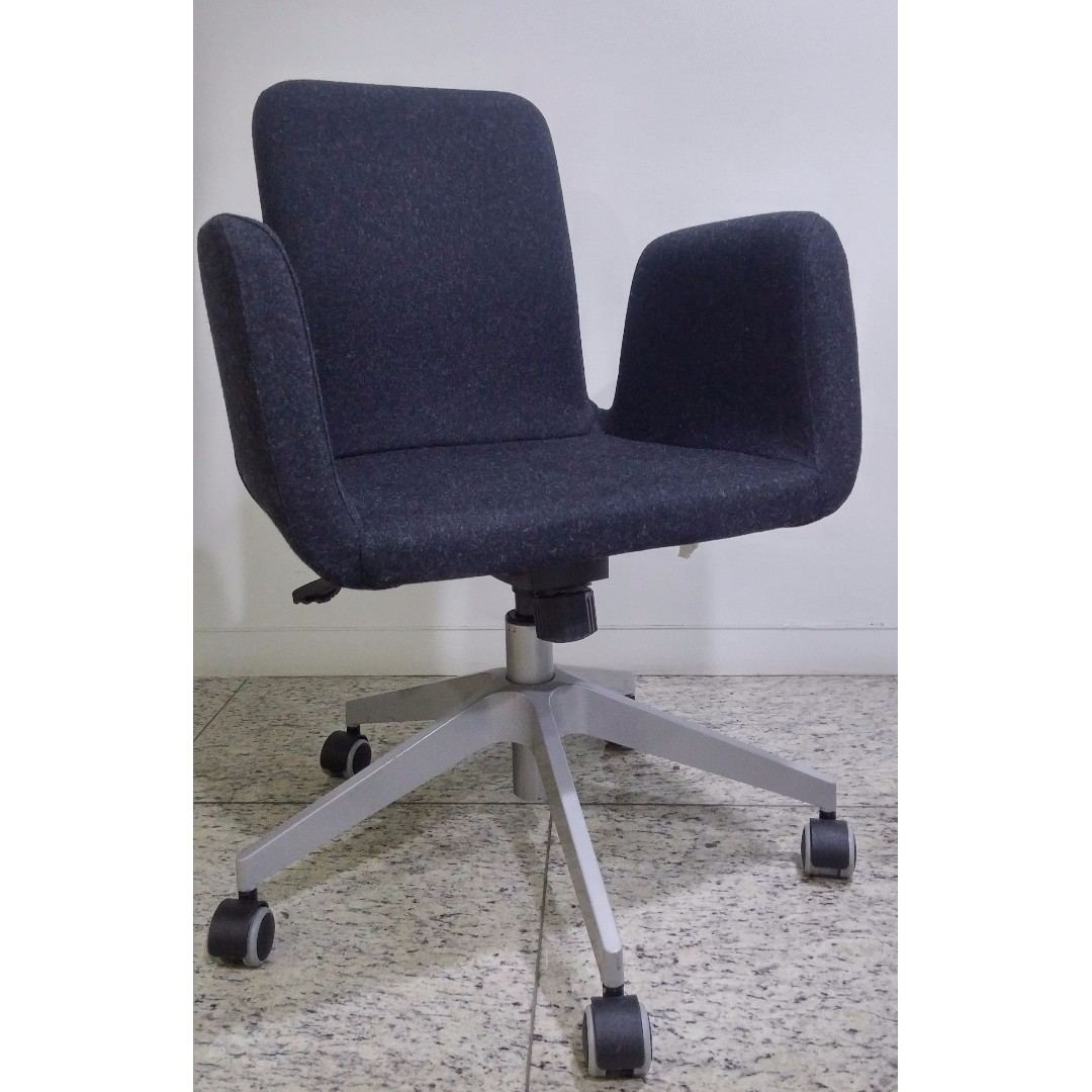 ikea patrik swivel office chairs furniture tables chairs on