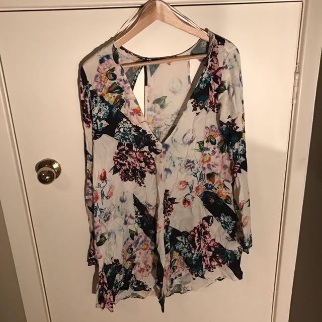 ISLA Woodstock Floral Dress