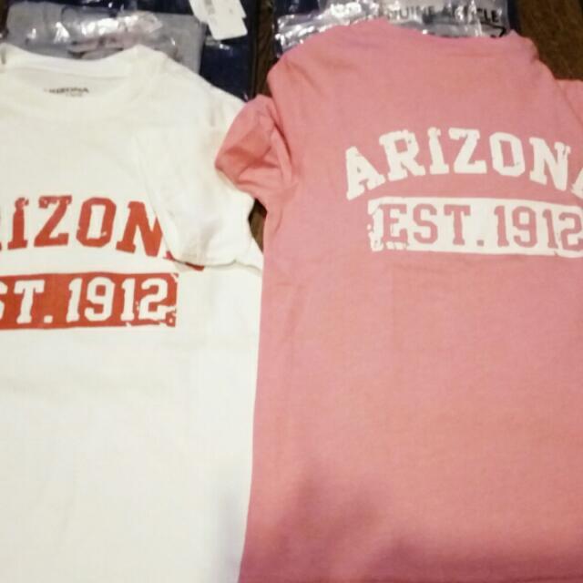 Kaos merk Arizona & Gyimboree