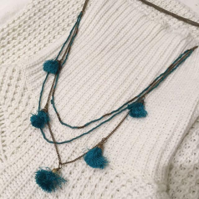 Knit 👚➕ Jewellery 📿 Combo