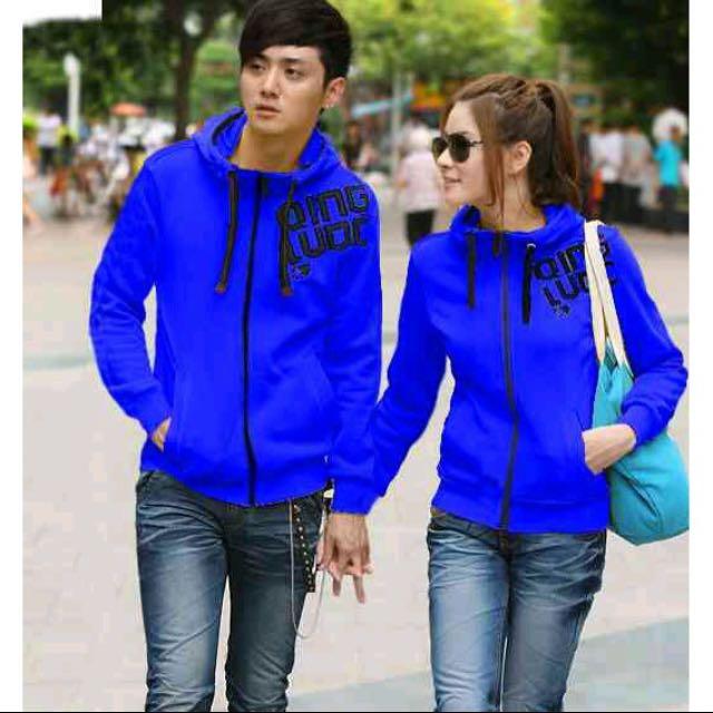 LA Jacket Couple