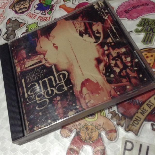 Lamb Of God As The Palaces Burn Album