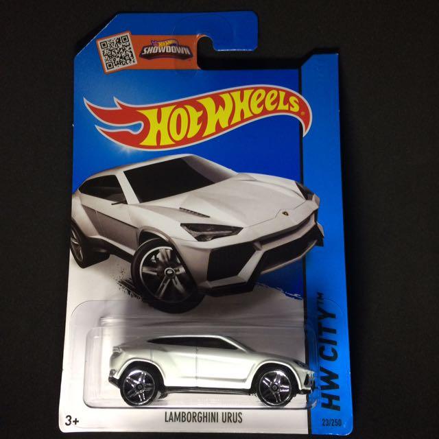 Lamborghini Urus Hotwheels Toys Games Bricks Figurines On