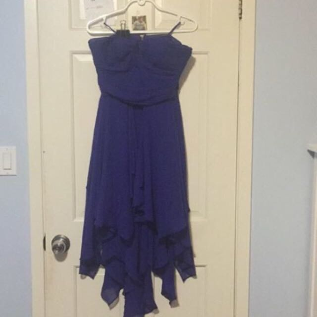 Le Chateau Prom Dress