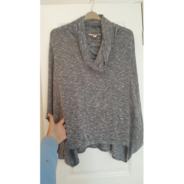 Loose Short Sleeve Sweater