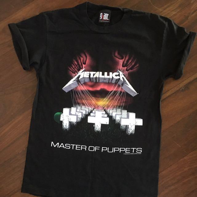 Metallica Tshirt Size Small