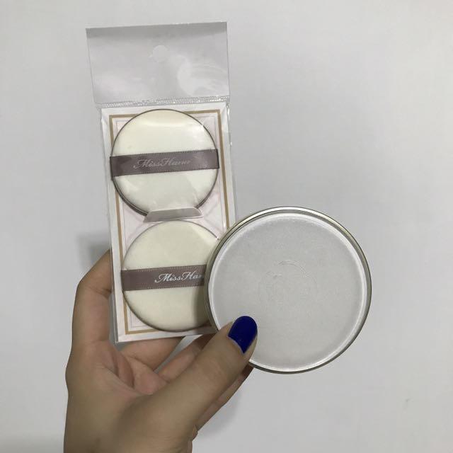 Miss Hana 花娜小姐 光透無瑕氣墊粉餅SPF50+ 氣墊粉餅 自然色 #六月免購物直接送 #免購物直接送 #你喜歡我送你