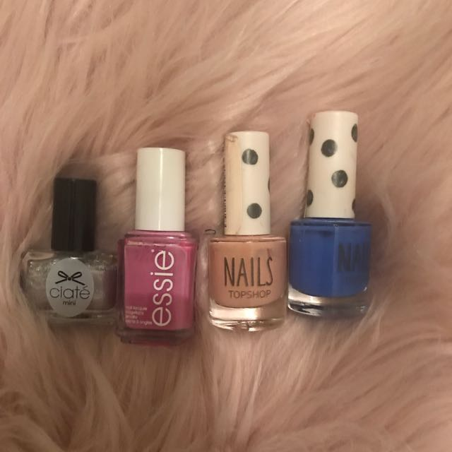 Nail Polish Assortment