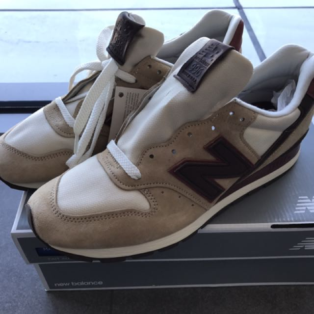 New Balance 996 Brown Beige US 10 D