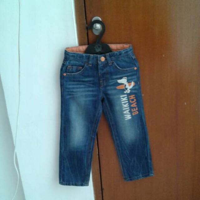 New Mother Care Jeans 2 Tahun