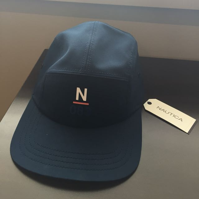 New Nautica 5panel Hat