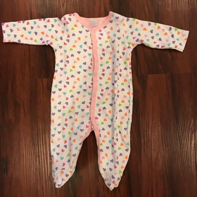Next Pyjamas Brand New 3-6 Bulan