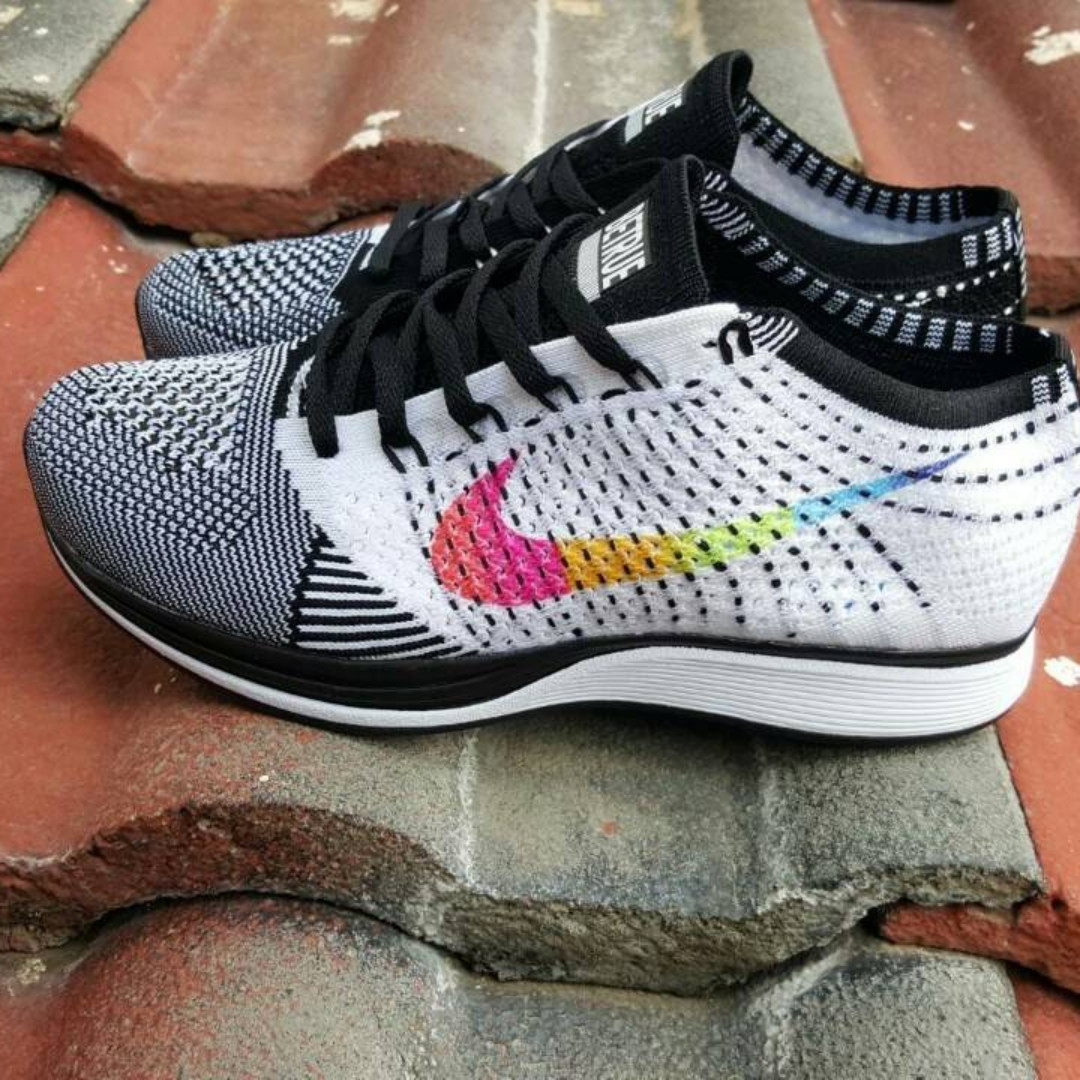 "Nike Flyknit Racer ""BETRUE"" (BE TRUE) 2017 - Premium Quality"