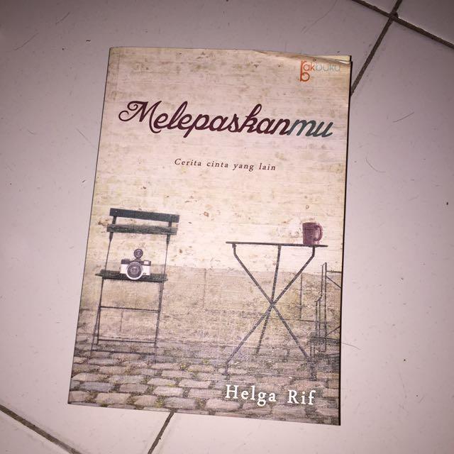 Novel Melepaskanmu
