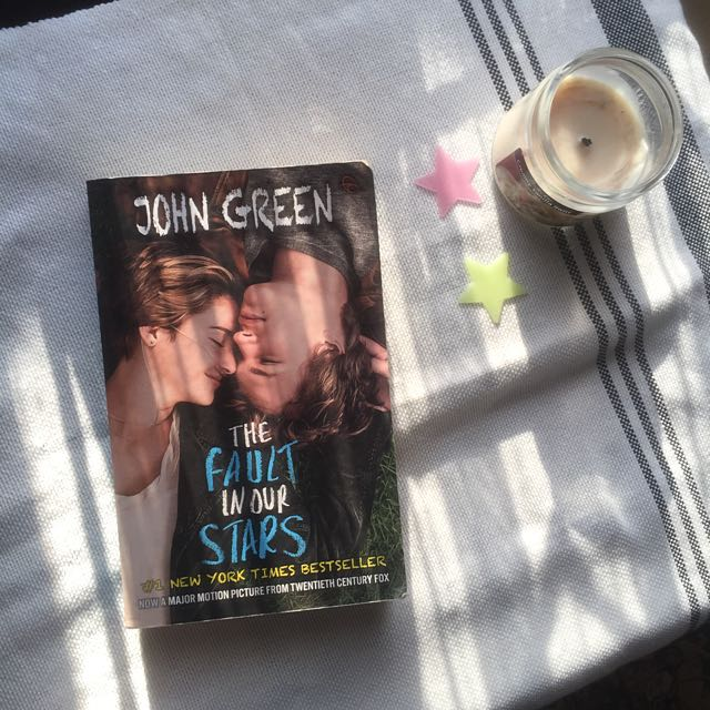 Novel The Fault In Our Star By John Green