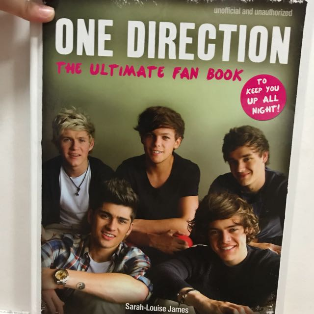 One Direction The Ultimate Fanbook