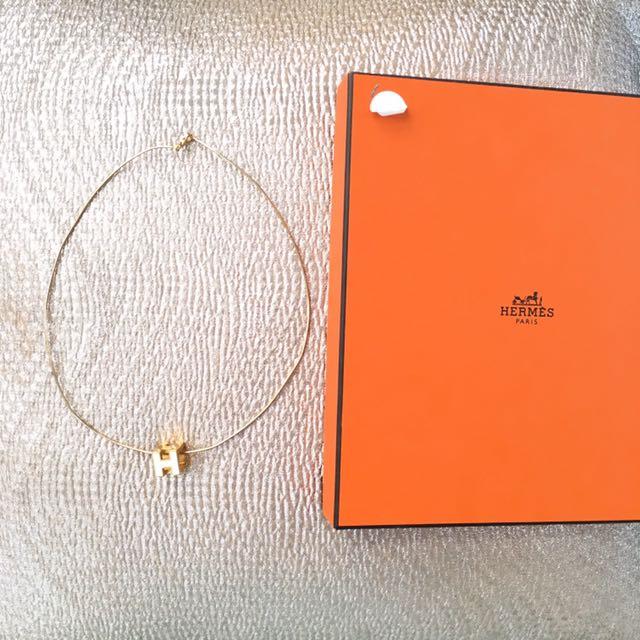 Original Hermes Necklace