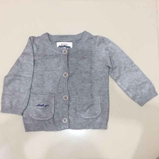 OshKosh Jacket Sweater