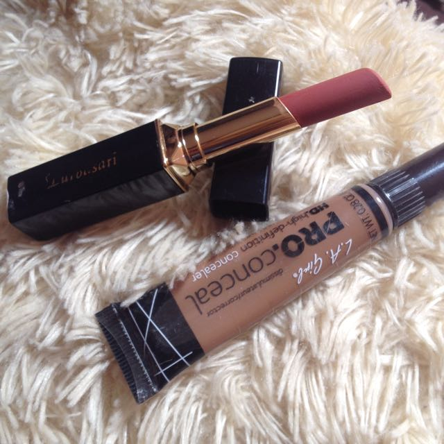 [package 2] Lipstick & Contour Cream