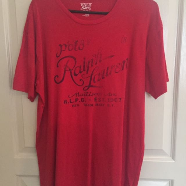 Polo Ralph Lauren T Shirt M