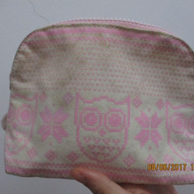 Pouch Makeup Forever21