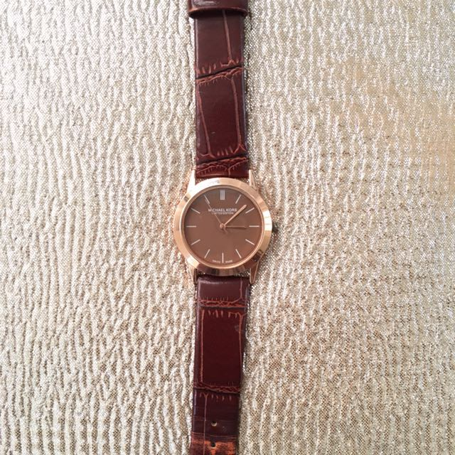 Preloved MK Class A Watch