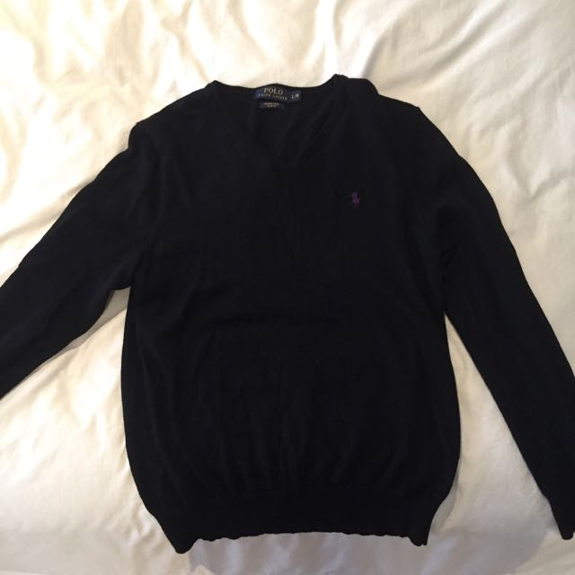 Ralph V-Neck Sweater