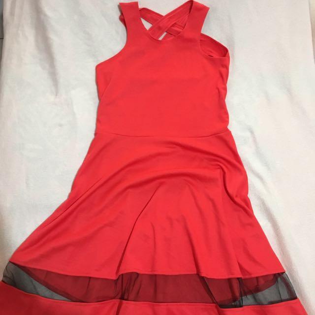 Red Sexy Dress