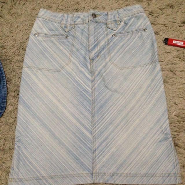 Rok Jeans Vintage