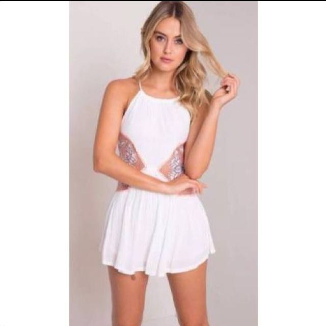 S8 - 10 Playsuit From Popcherry