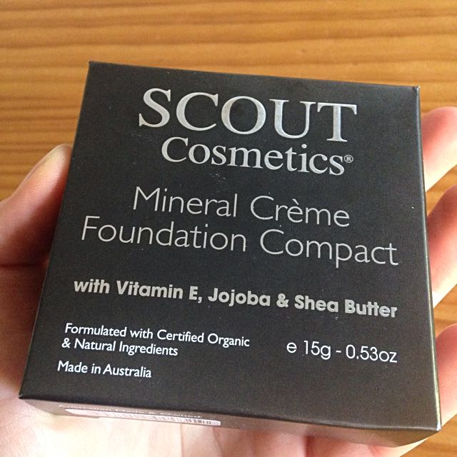 Scout Mineral Foundation