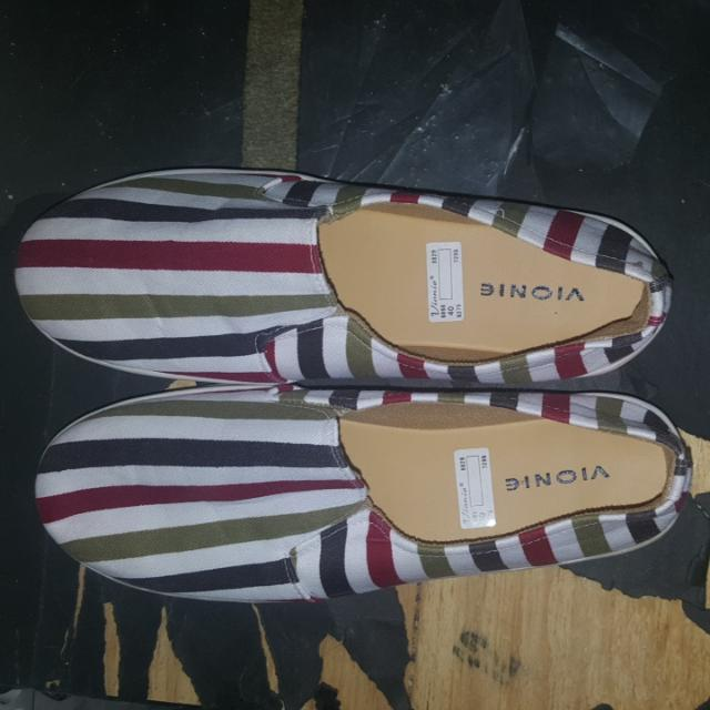 Sepatu Slipon Wanita Size 40