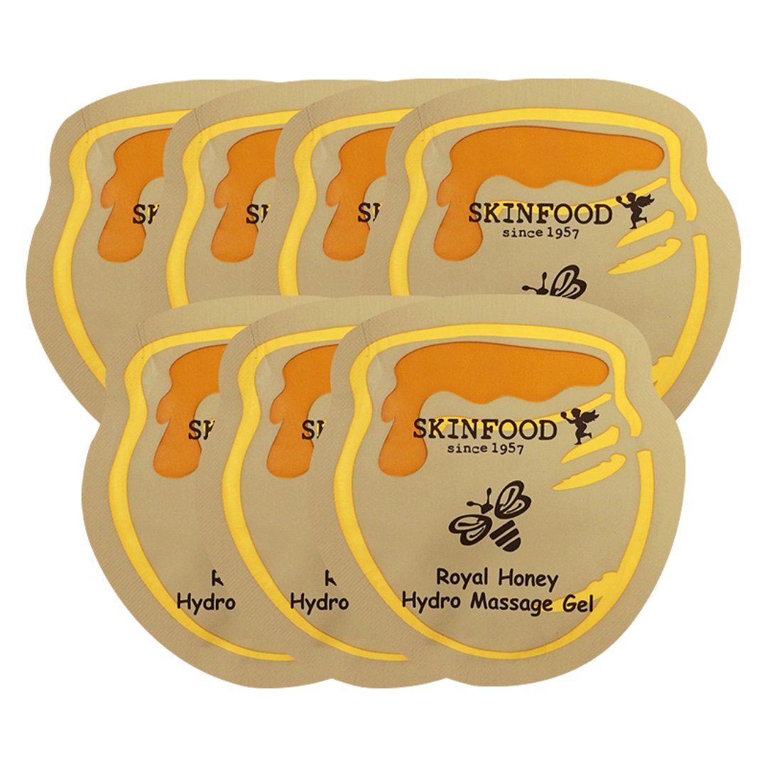 Skinfood Royal Honey Hydro Massage Gel (Sample Sachet)