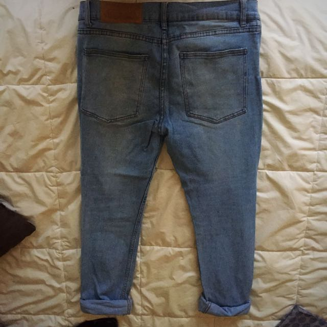 Slim Fit Jeans, Cheap Mondays (size 32)