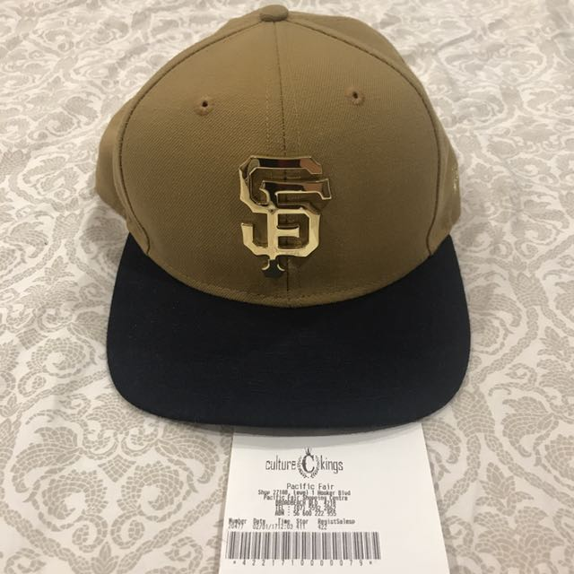 SnapBack Giants Limited Edition