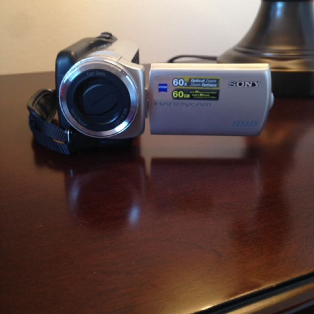 Sony HDD Video Camera