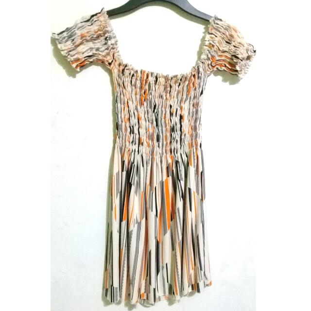 REPRICED! STRETCHABLE DRESS